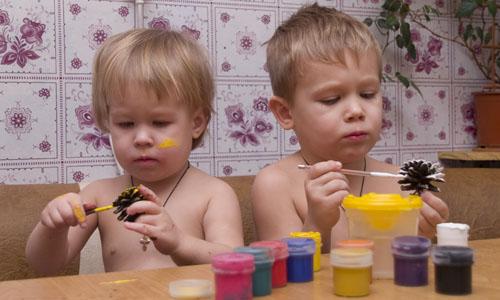 Новогодние игрушки своими руками (много фото)