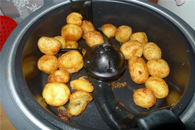 Рецепти блюд в мультиварке